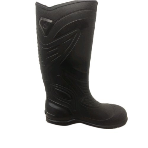 Mens PVC Safety Gumboots