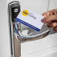 Onity Metal Door Lock Key Card