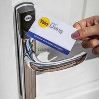 Onity Metal Door Lock Key Card