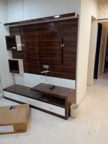 LCD TV Wall Unit