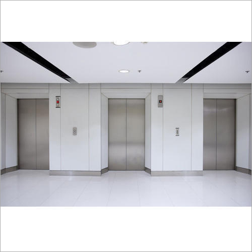 Automatic SS Passenger Elevator