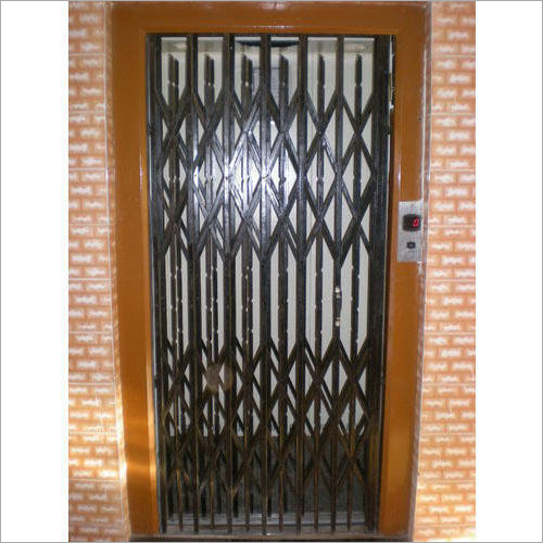 Stainless Steel Manual Passenger Elevator