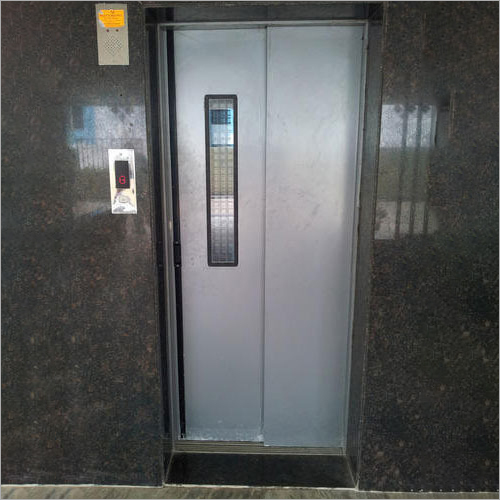 Stainless Steel Manual MRL Elevator