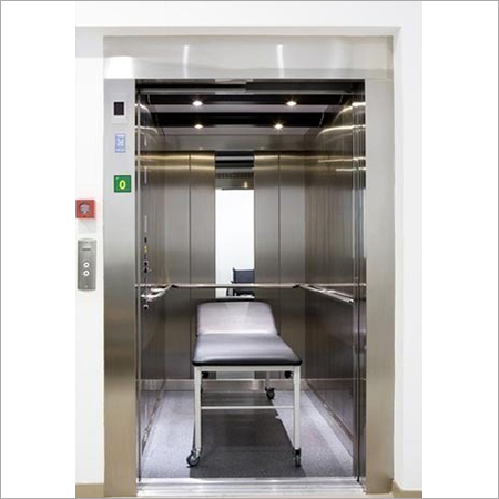 Stainless Steel Automatic Hospital Lift