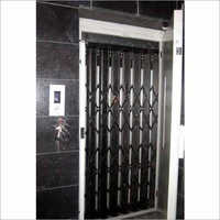 Manual Mild Steel Residential Elevator