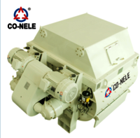 CO-NELE Twin Shaft Concrete Mixer CHS