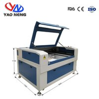 CO2 Laser Plywood Engraving Machine