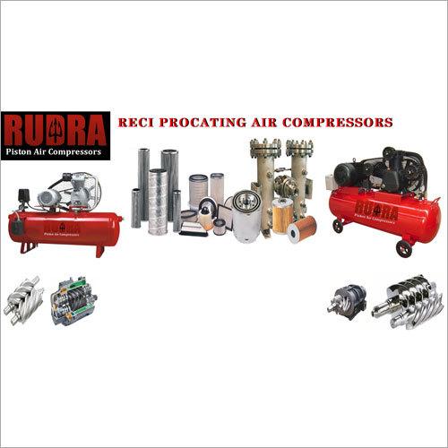 Reci Procating Air Compressors