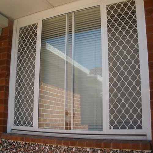 Aluminium Sliding Window Grill