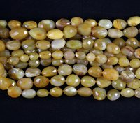 Camel Agate Beads