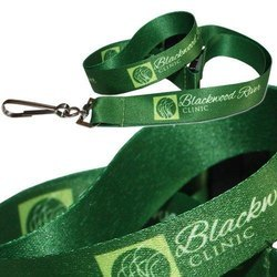 Satin Ribbon Lanyard