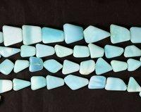 Peru Blue Opal Beads