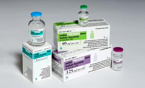 Methylprednisolone Succinate Injection