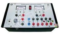 PN / Zener Diode/ LED Characteristics Apparatus