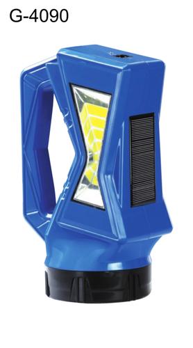 Farmer solar torch