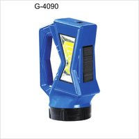 Solar Rechargeable LED Lamp