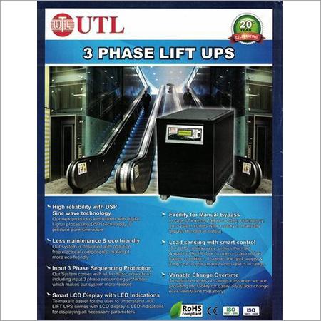 Utl Lift Inverter