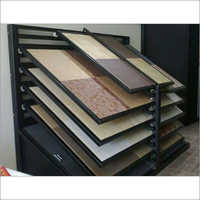 Tiles Display Rack