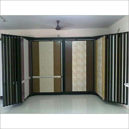 Wall Tiles Display Rack