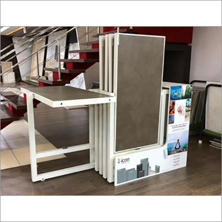 Designer Tiles Display Rack