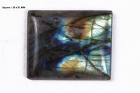 Natural Labradorite Gemstone
