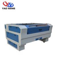 1410 CO2 laser cutting machine plastic plywood cloth laser engraving machine