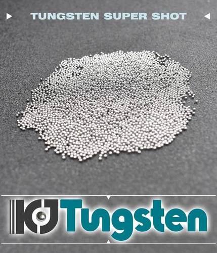 Tungsten Shots
