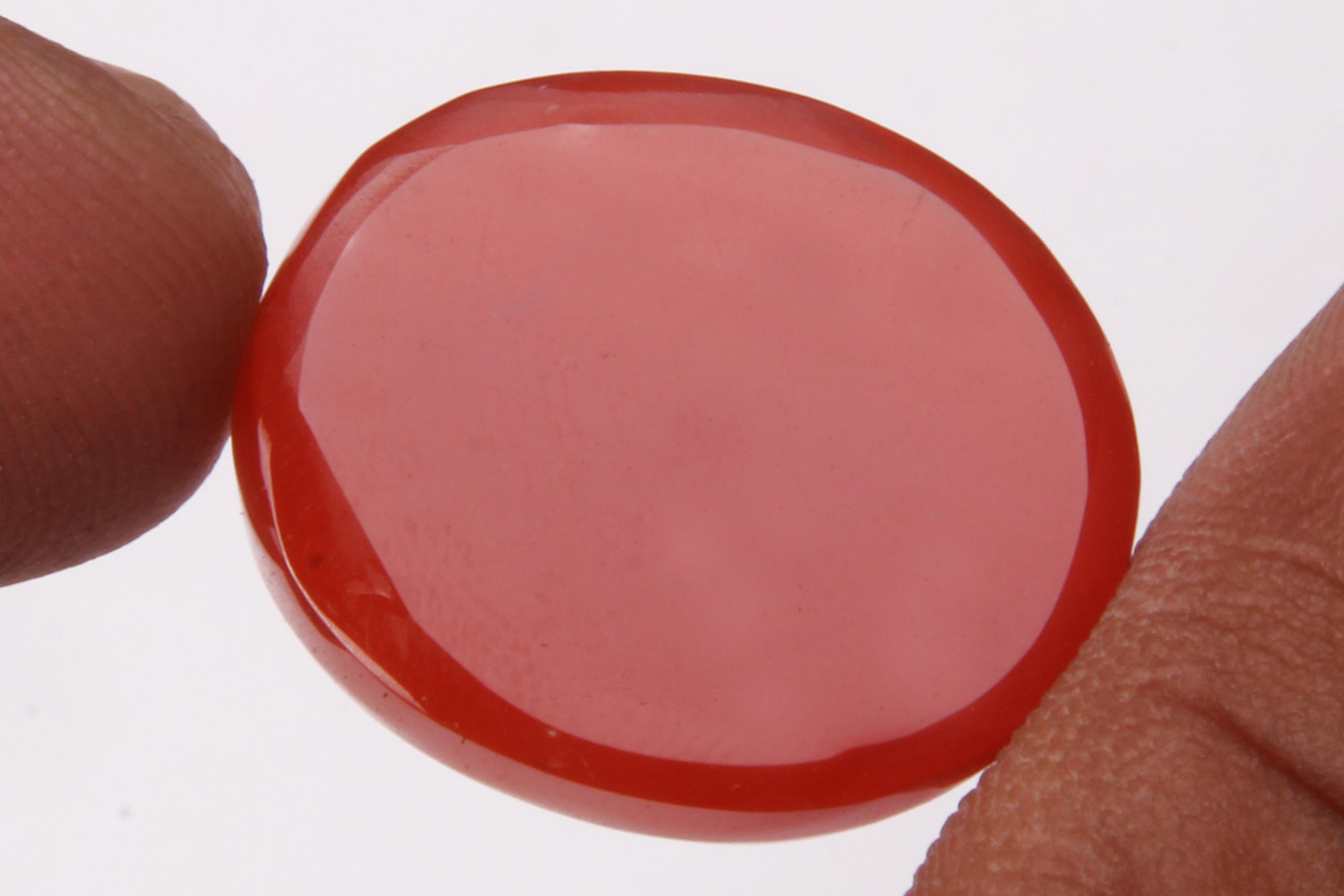 Red Onyx Gemstone