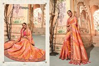 Party Wear Heavy Sarees