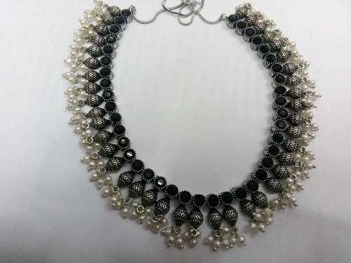 German Sliver Necklace