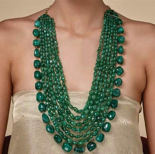 Designer Beaded Necklace