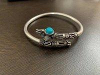Designer Cufflink Bracelet