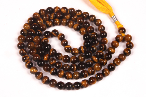 Tiger Eye Prayer Beads