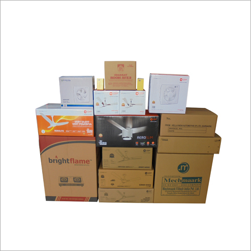 New Corrugated Packaging Box