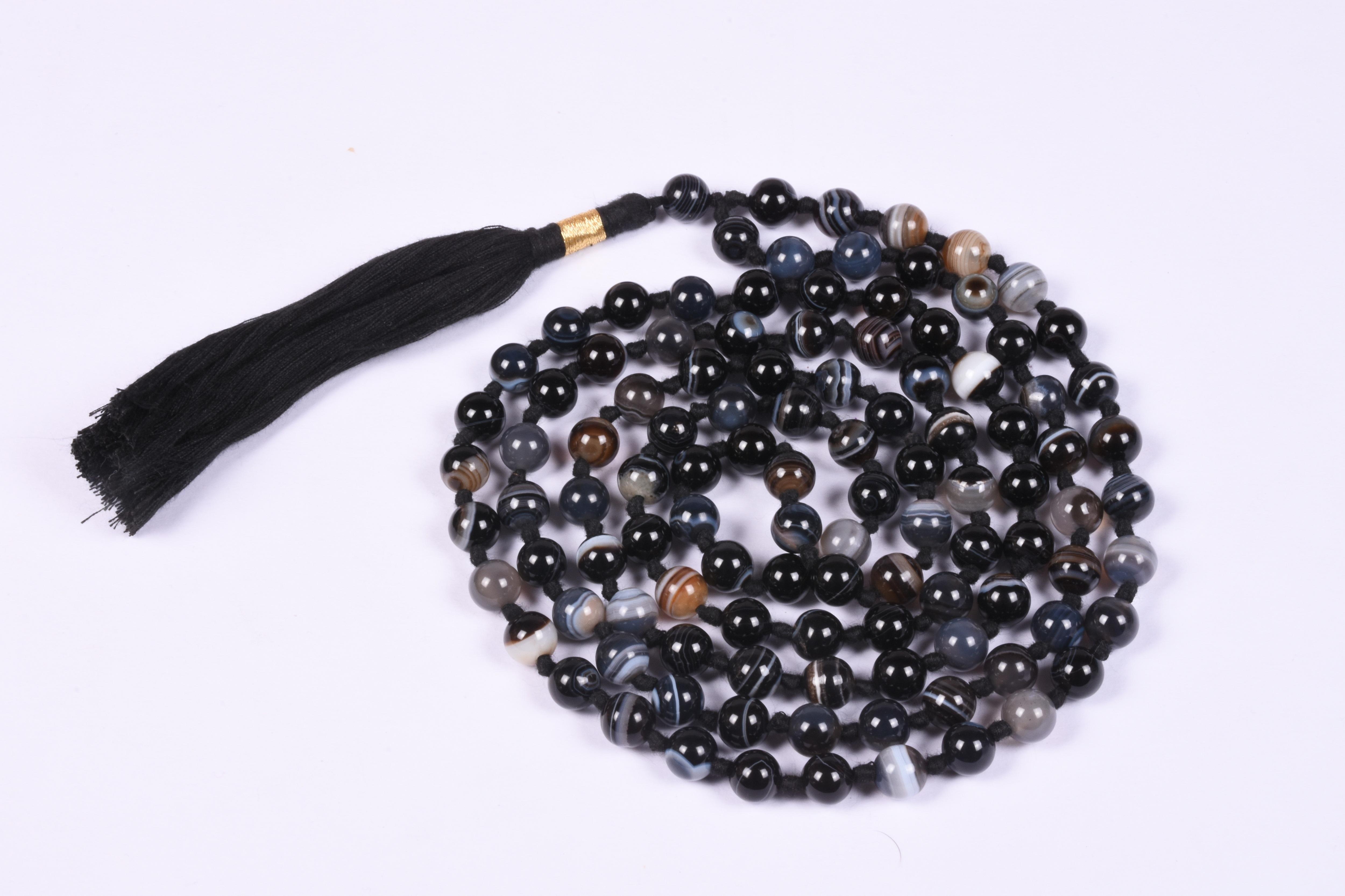 Sulemani Hakik Prayer Beads