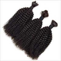 Curly Virgin Loose Bulk Human Hair