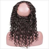 360 Curly Wig