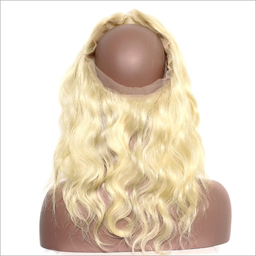 Blonde Wave Hair Wig