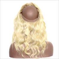 Blonde Wave Hair Wig