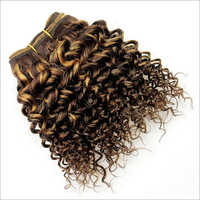 Curly Double Drawn Loose Bulk Hair