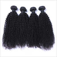 Double Drawn Curly Hair Extensions