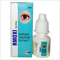 Moxifloxacin Hydrochloride Eye Drop IP
