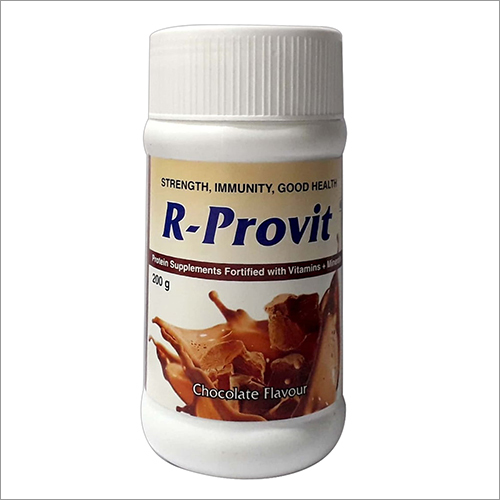 Chocolate Flavour Health Supplement