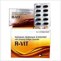 Multivitamin Multimineral Capsules