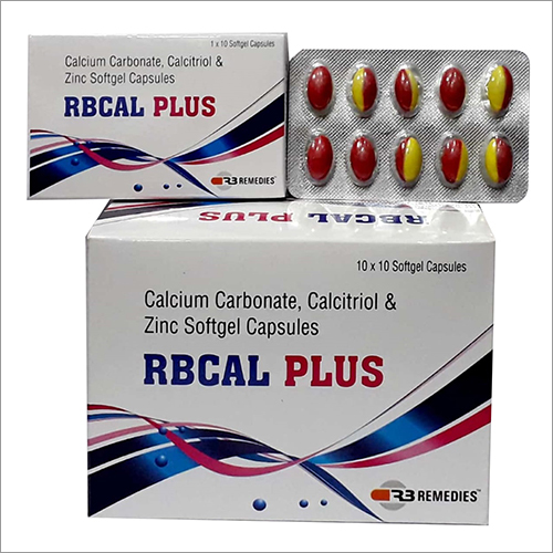 Calcium Carbonate Capsules