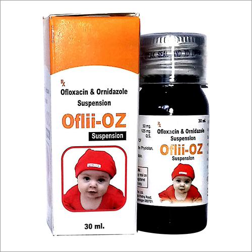 30ml Ofloxacin