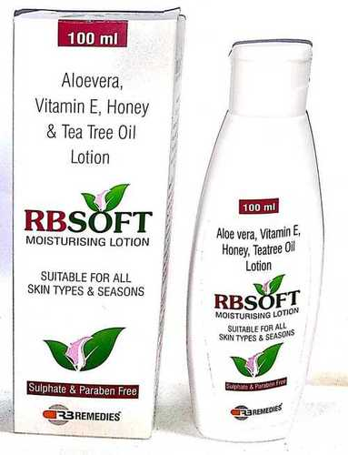 Alovera Vitamin E Tea Tree Oil Lotion