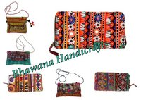 Vintage Banjara Clutch
