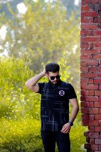 Mens Casual Designer T Shirt
