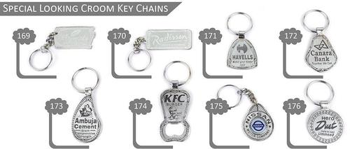 Special Looking Croom Key Chains